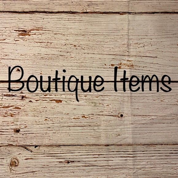 Other - Boutique Items